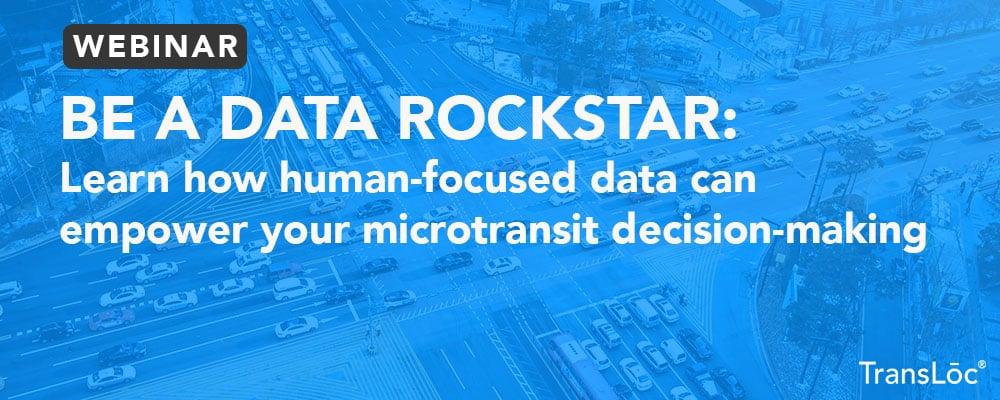 Be a Data Rockstar_Webinar