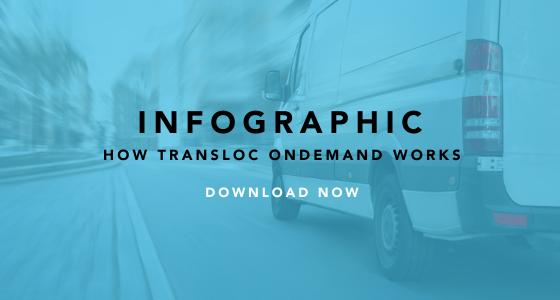 How TransLoc OnDemand Works