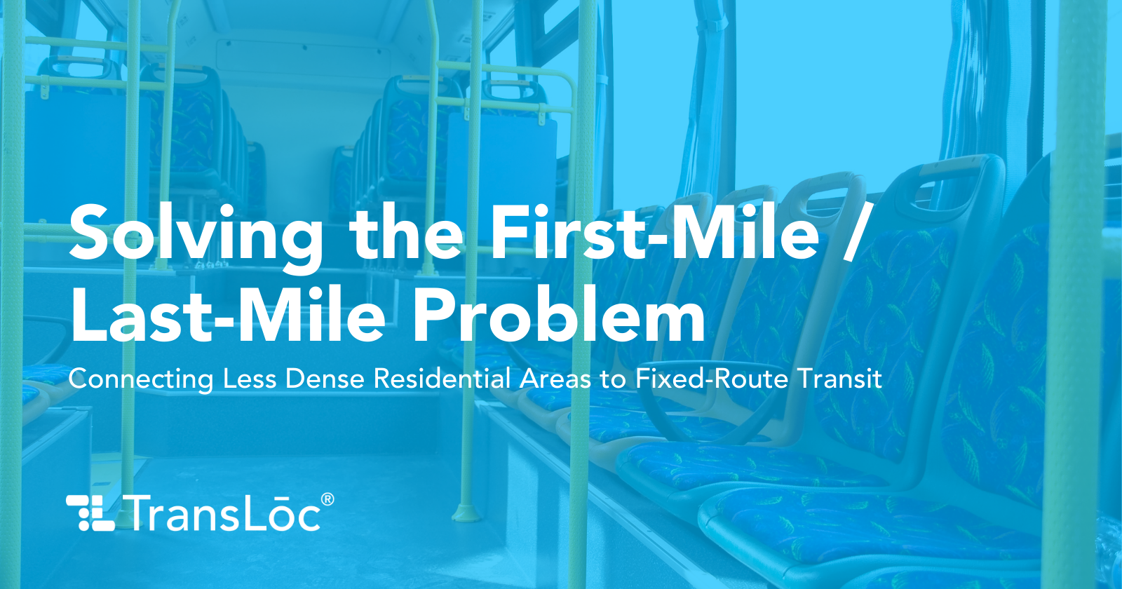 Solving the First-Mile _ Last-Mile Problem